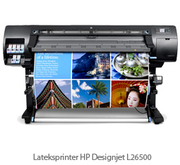Lateksprinter HP DesignJet L26500